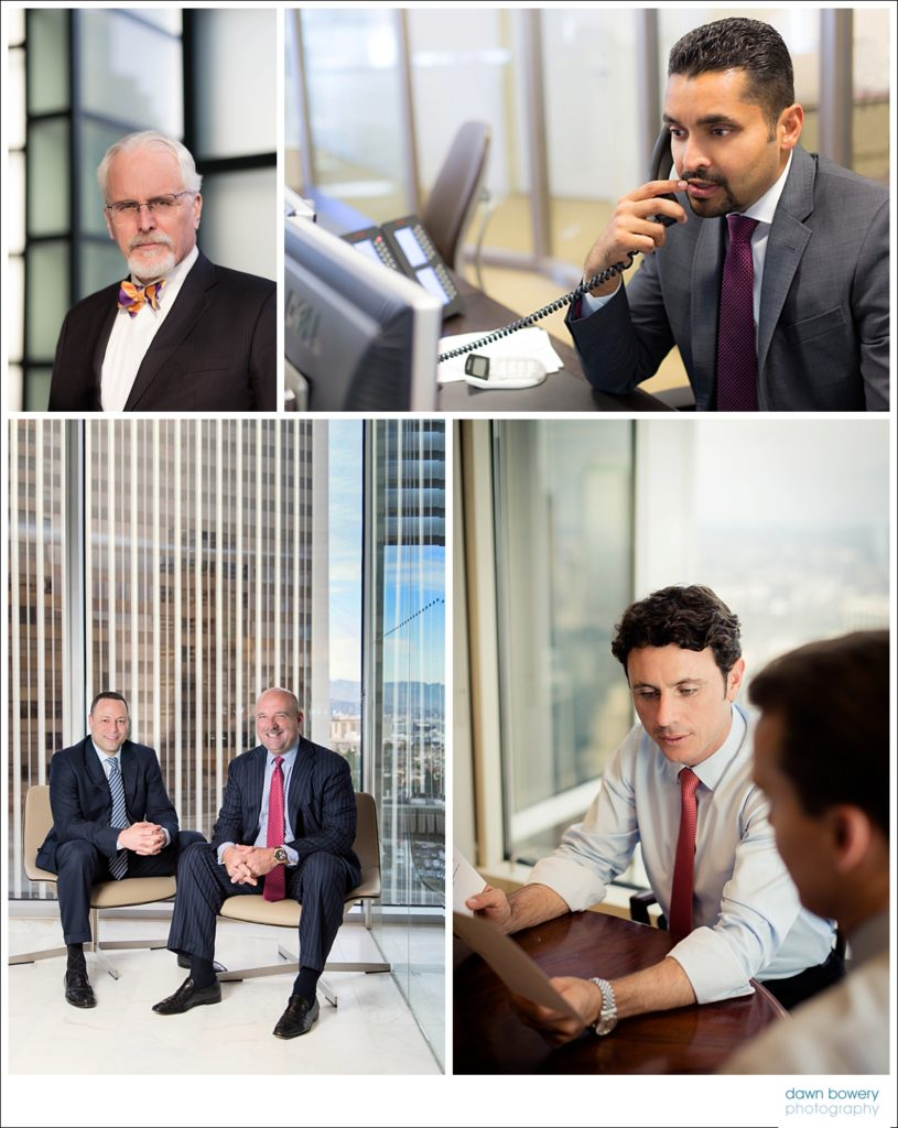 los angeles corporate portraits