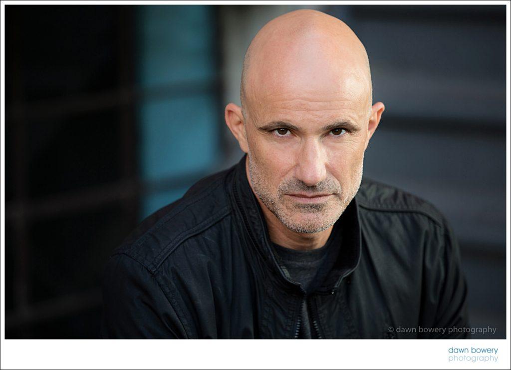 hollywood actor headshot