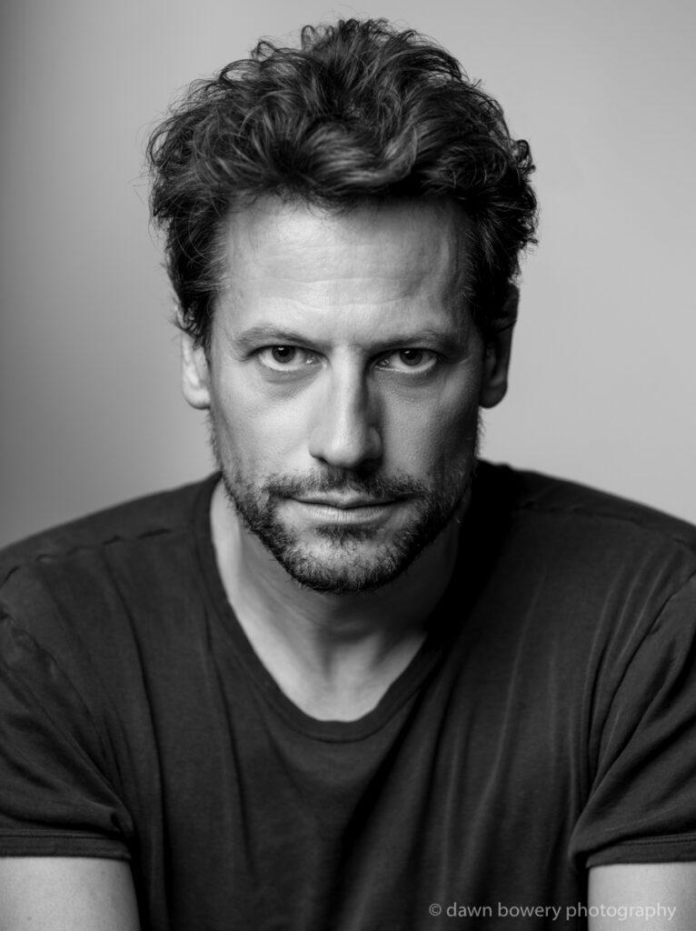 ioan gruffudd liar tv show welsh actor celebrity portrait