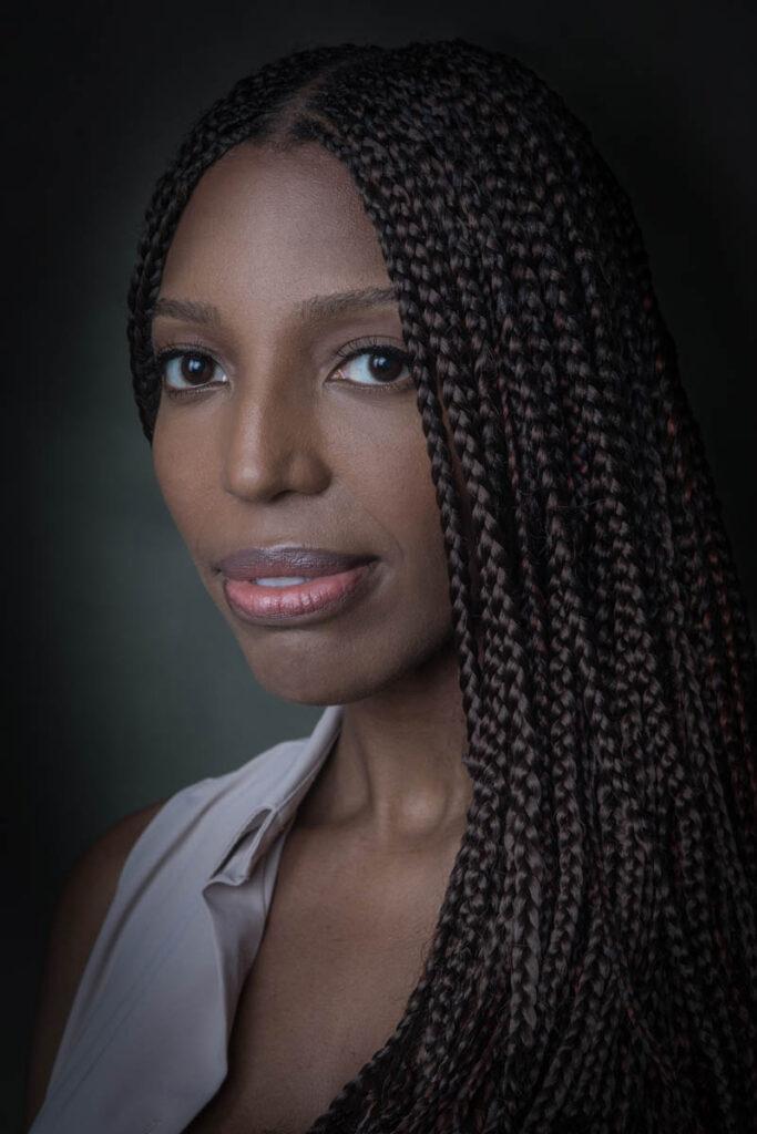 keli goff headshot african american
