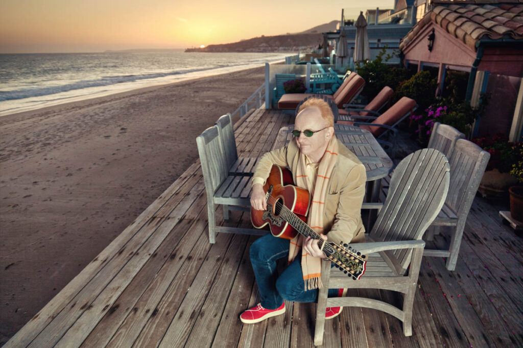 peter asher california dreaming celebrity portrait malibu world without love