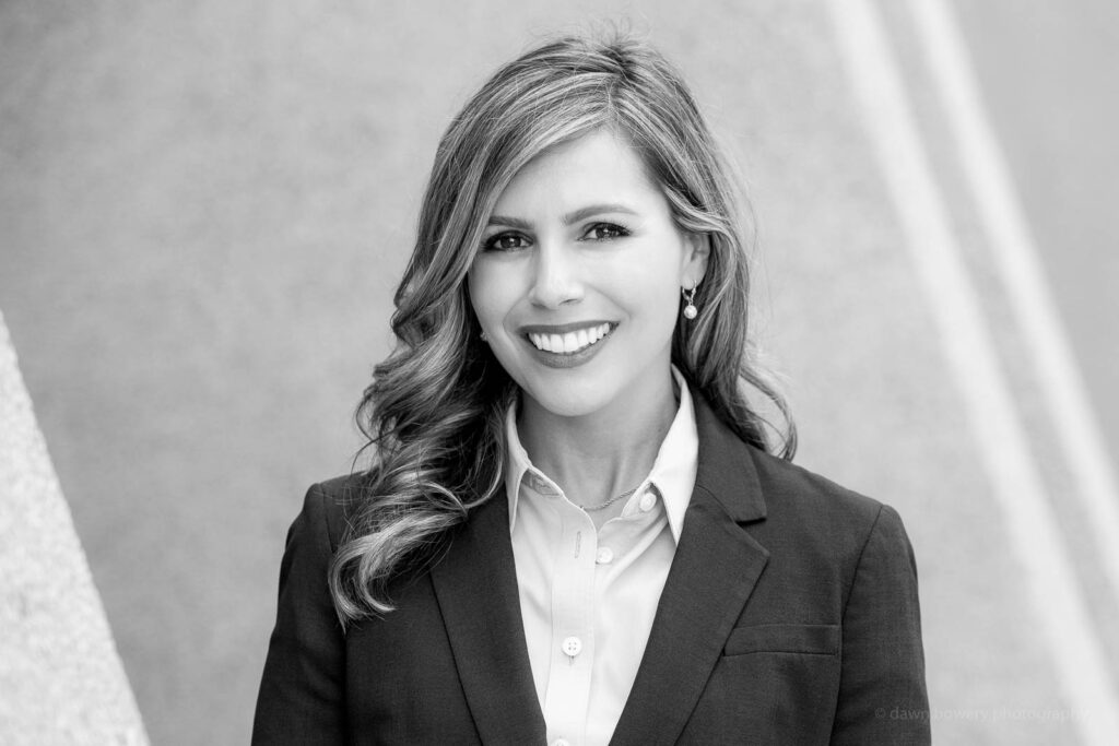 los angeles law firm headshot black and white