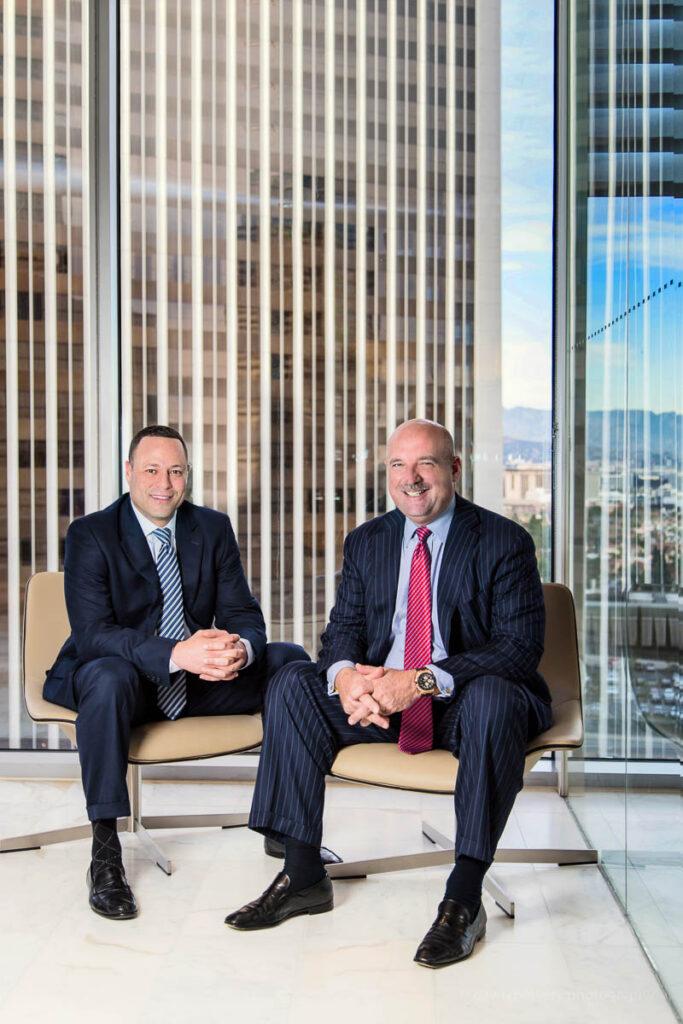 financial executive corporate portrait photographer