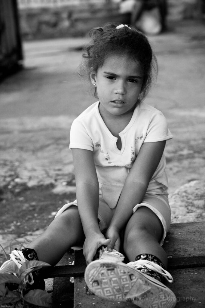 cuba, street kid, fine art, travel photography
