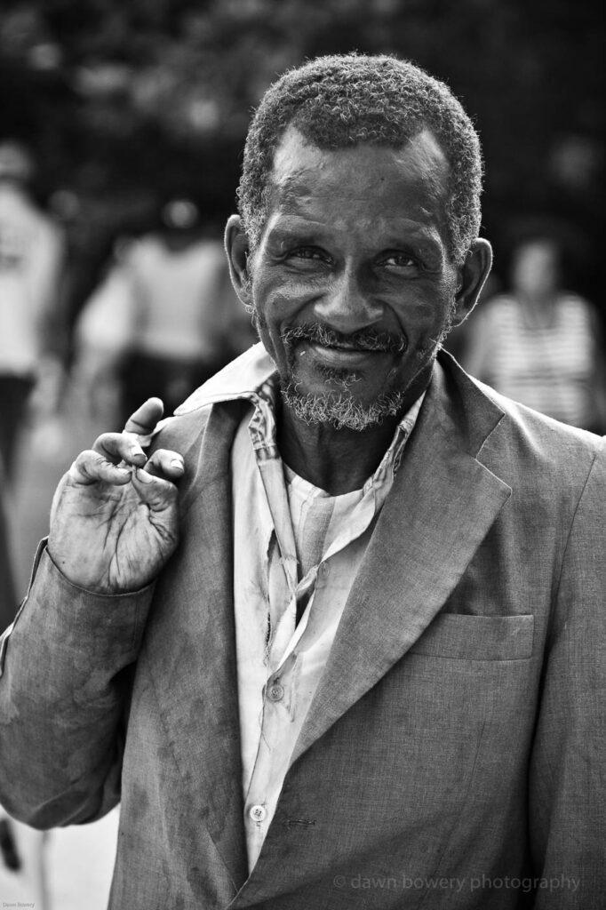 cuba, street man, fine art, travel photography