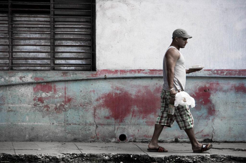cuba, street scene, fine art, travel photography