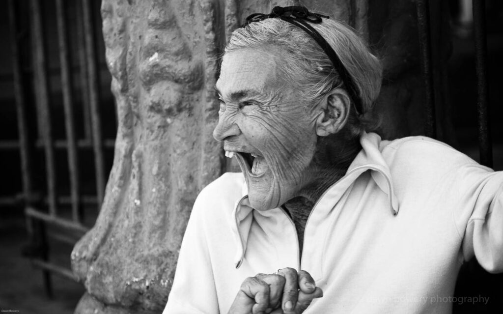 cuba, fine art, old lady, travel photography