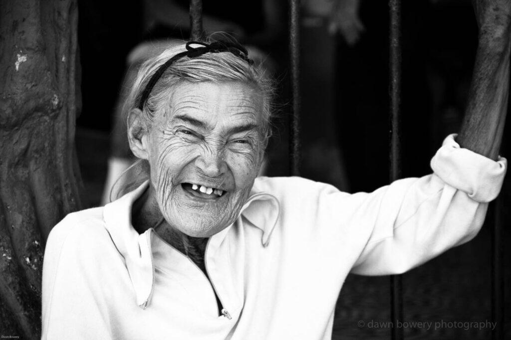 cuba, old lady, fine art, travel photography