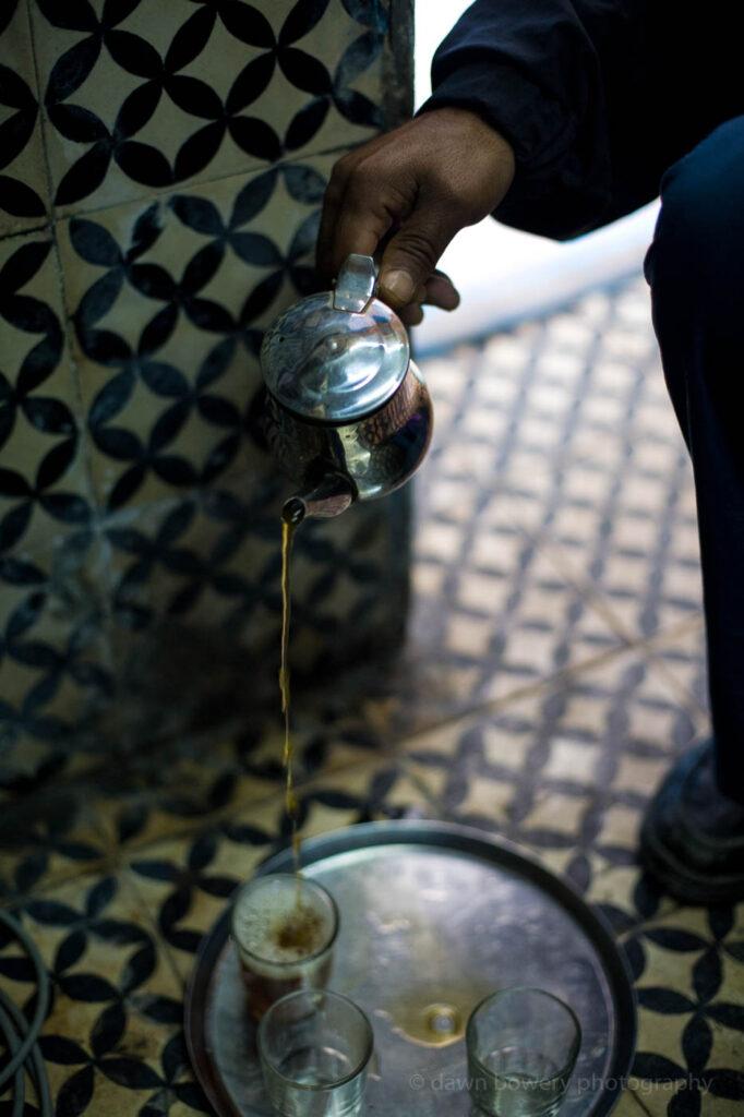 morocco marrakesh morrocan tea fine art