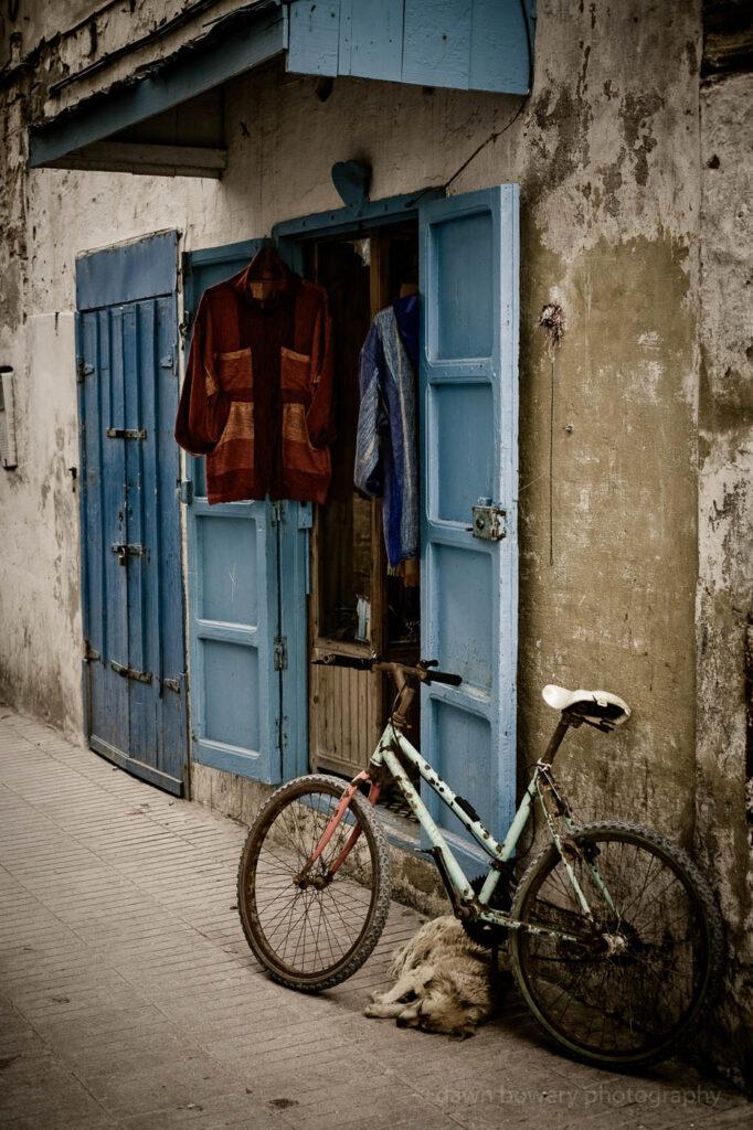 morocco marrakesh street fine art