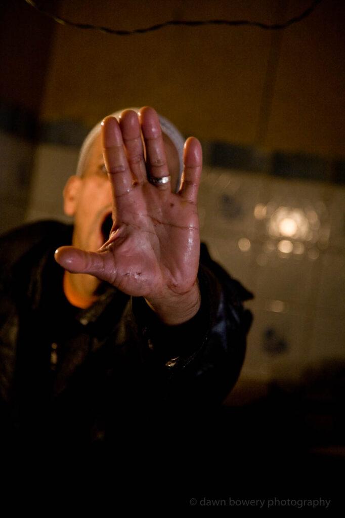 morocco marrakesh angry butcher fine art