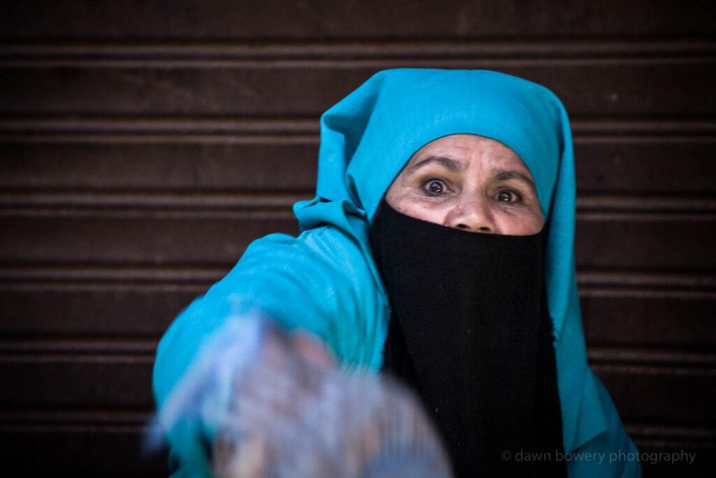 morocco marrakesh angry women fine art