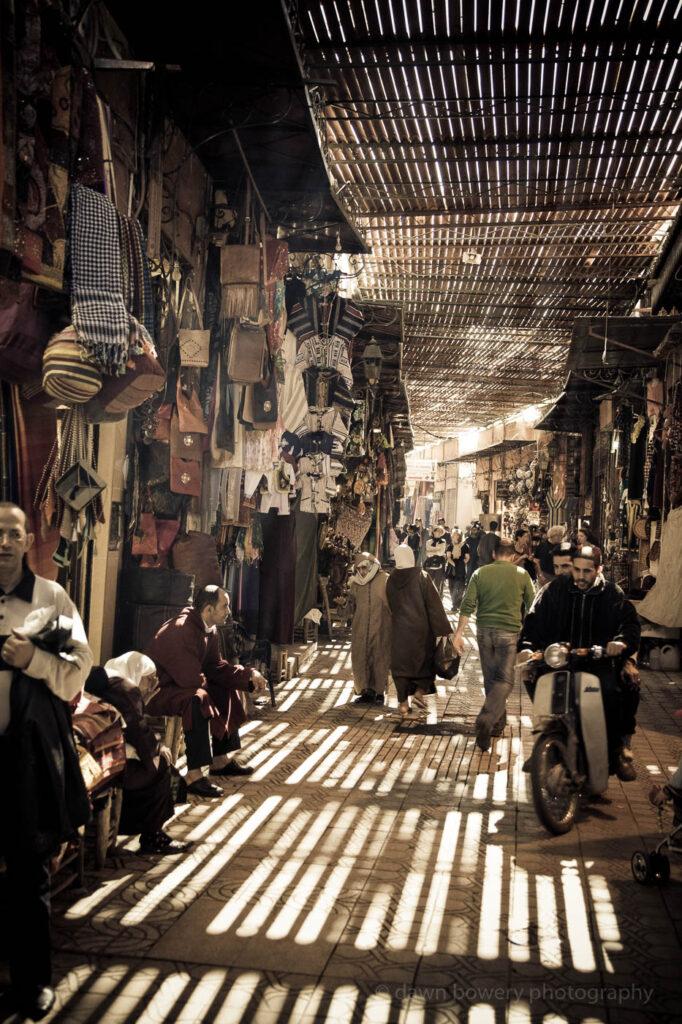 morocco marrakesh market fine art