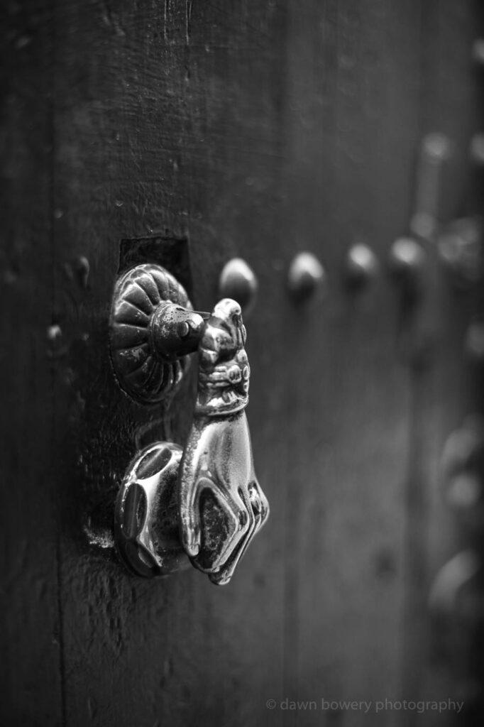 morocco marrakesh doorknob fine art