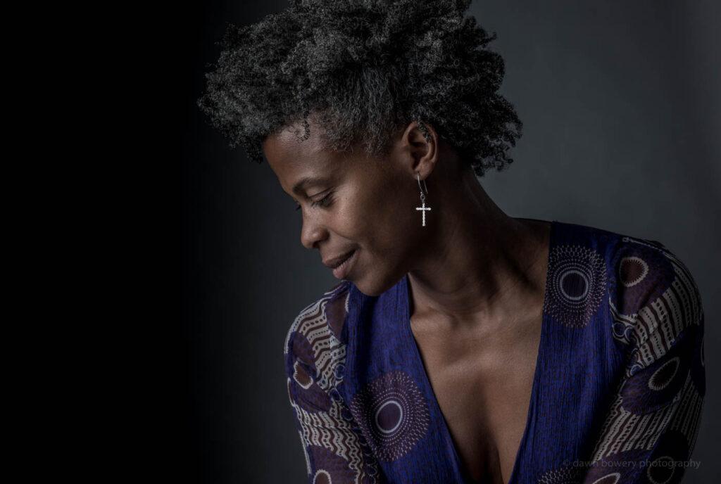 women of color portrait photograher