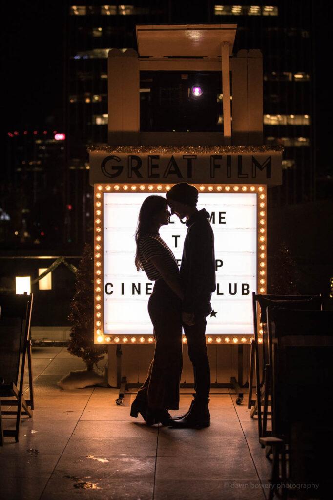 los angeles editorial portrait couples portrait, romance