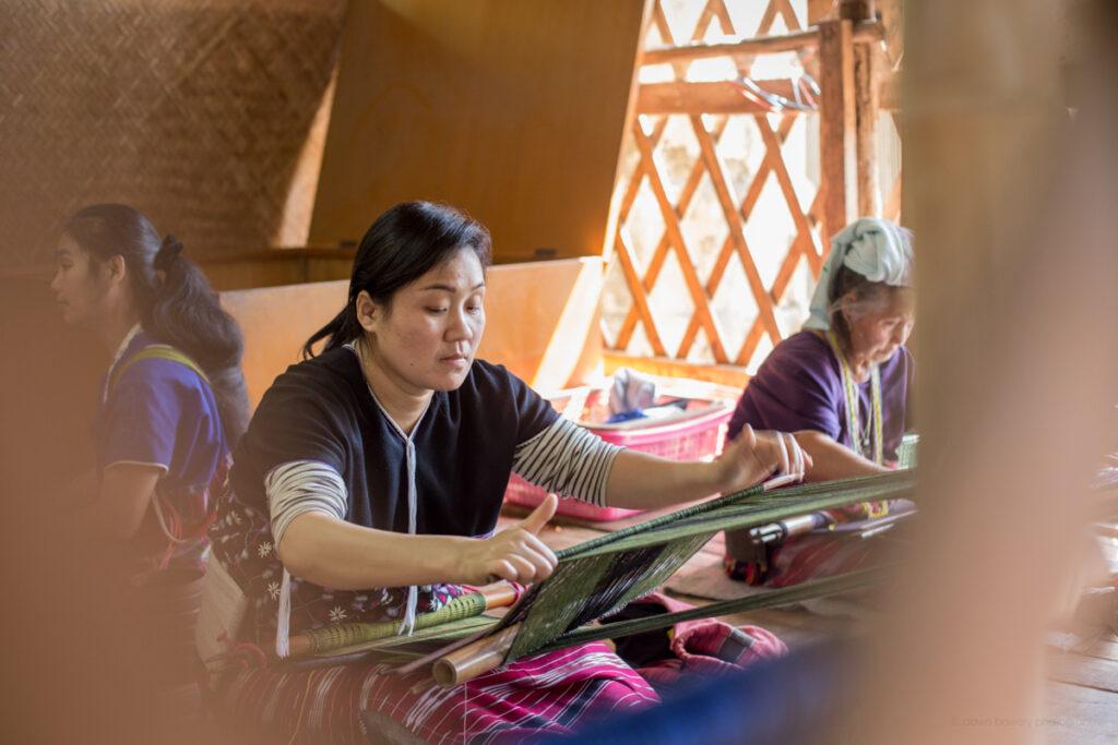 thailand chiang mai loom
