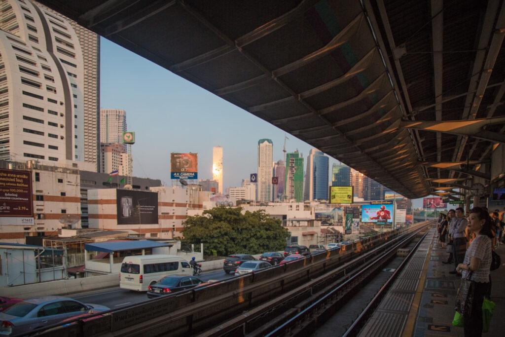 thailand bangkok train station