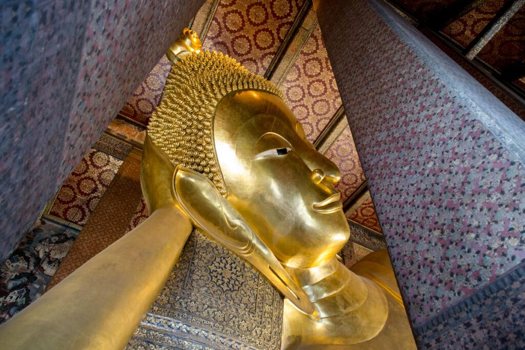 thailand bangkok grand palace golden buddha