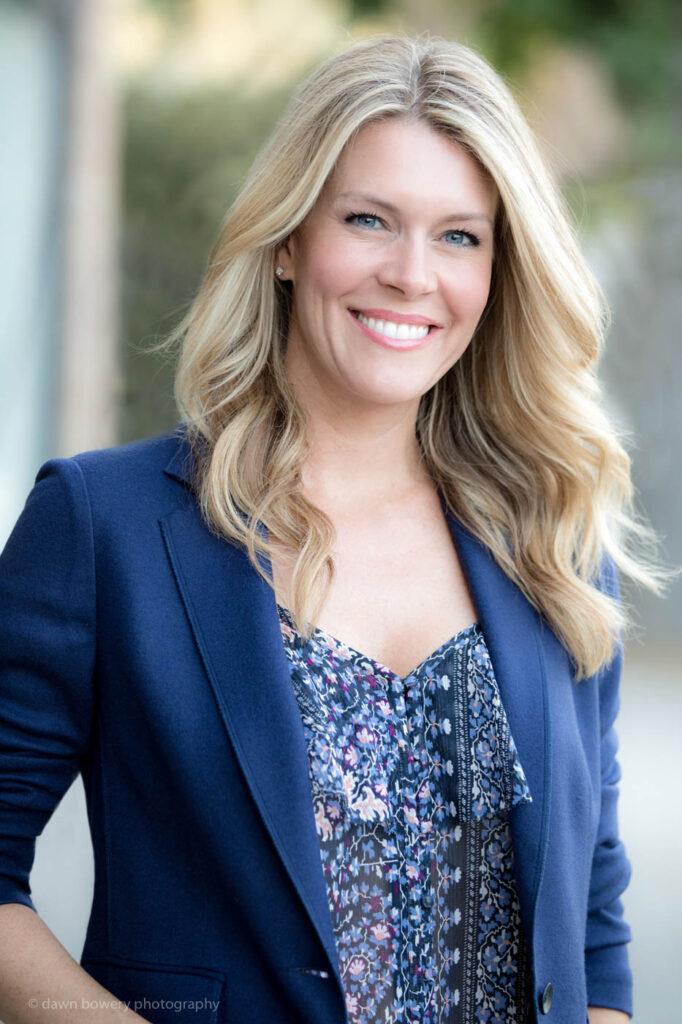 Alissa Humphries los angeles corporate headshot