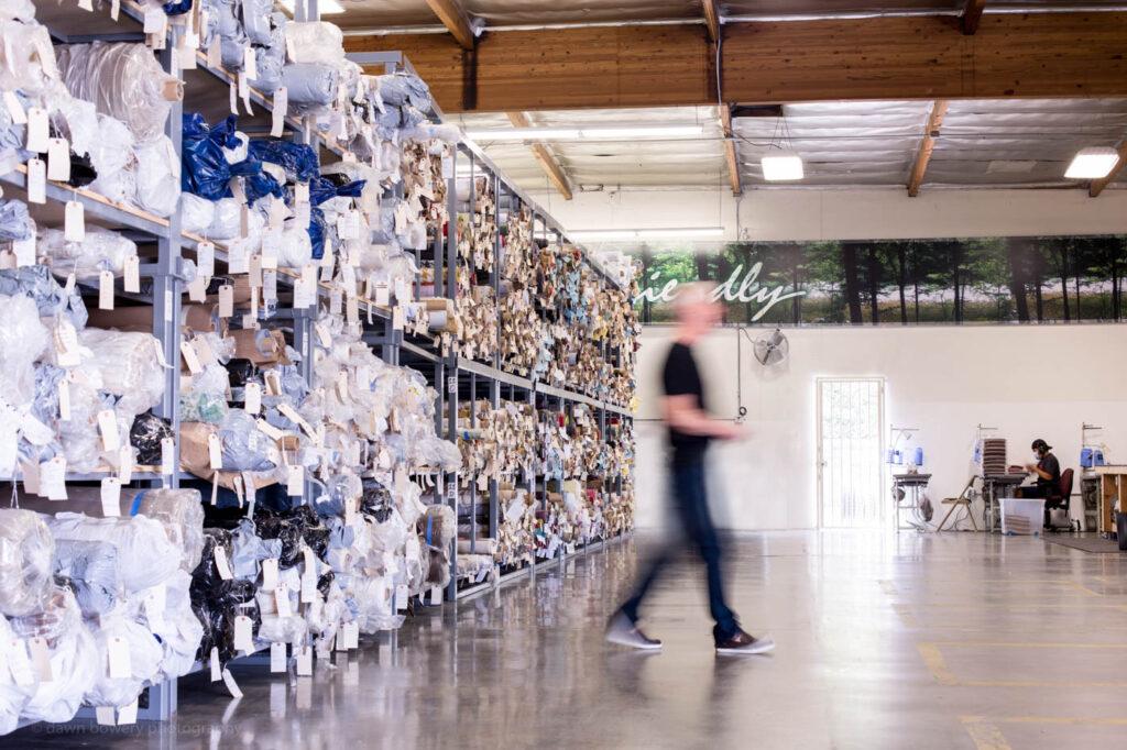 los angeles corporate textile company