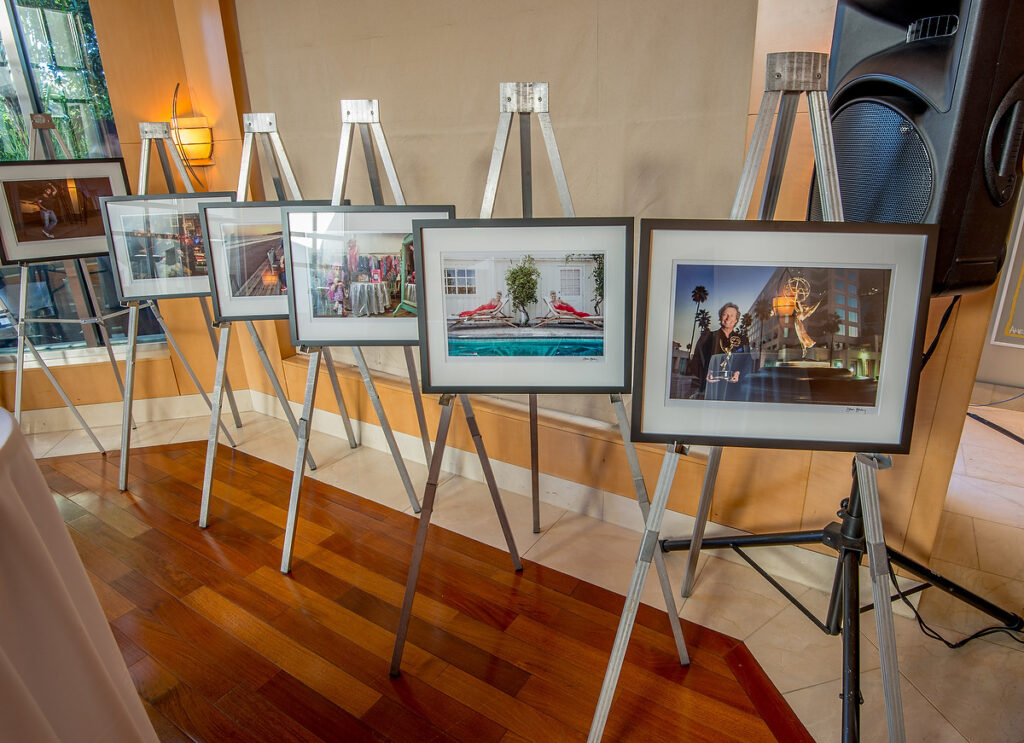 exhibition of california dreaming real life stories of brits in la book launch