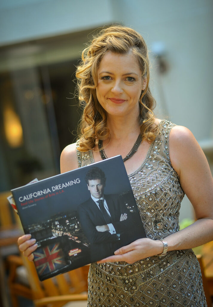 dawn bowery photographer of california dreaming real life stories of brits in la book launch