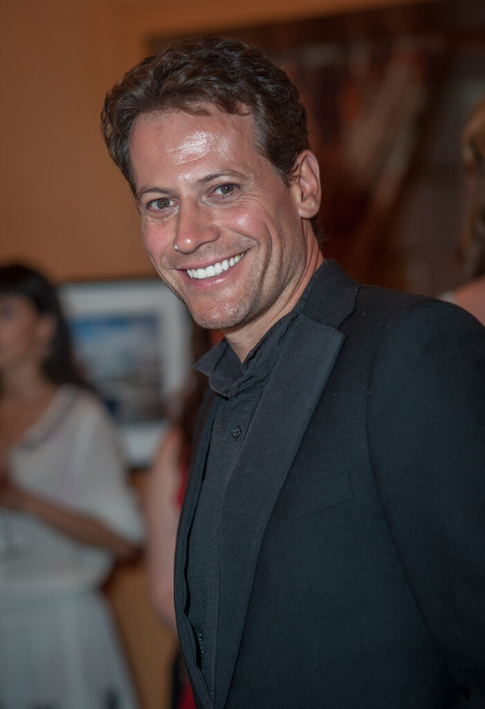 ioan gruffudd actor cover man california dreaming real life stories of brits in la book launch