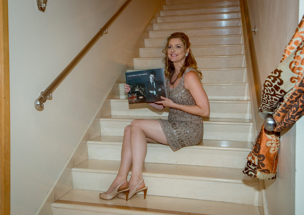 dawn bowery press photography california dreaming real life stories of brits in la book launch