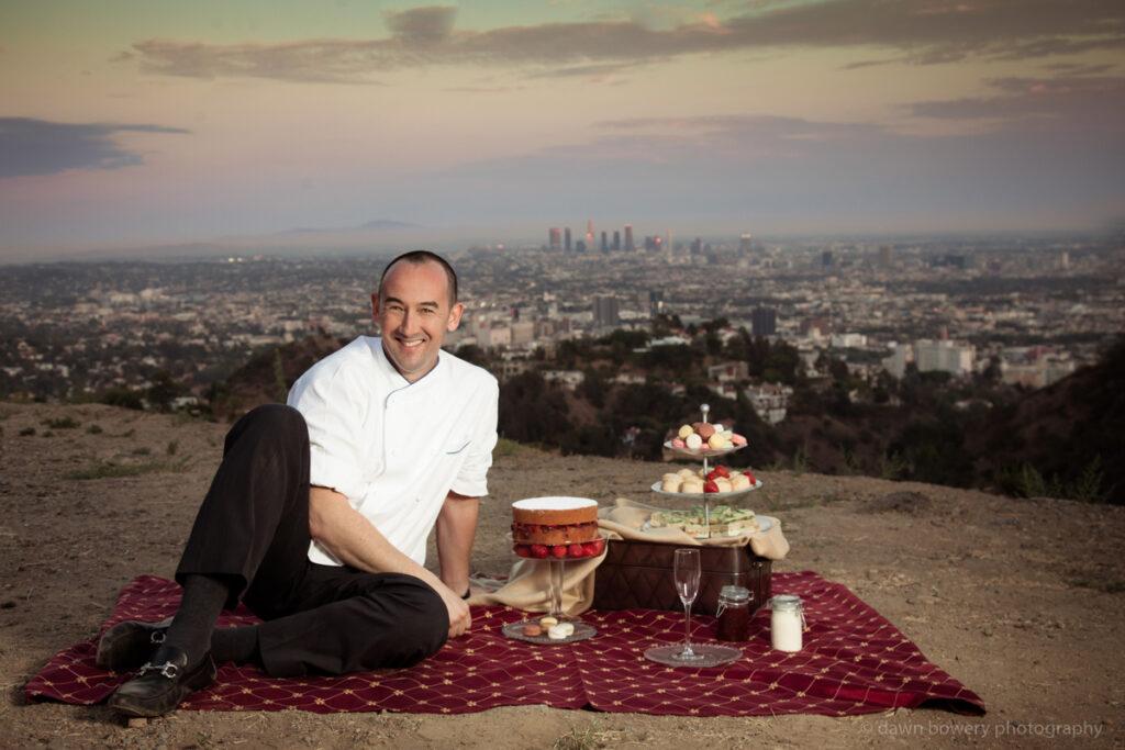ashley james executive chef four season california dreaming brits in la book dawn bowery