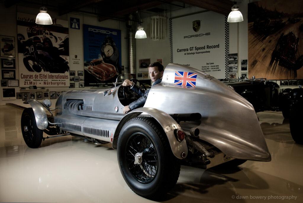 justin bell racing drivercalifornia dreaming brits in la book dawn bowery