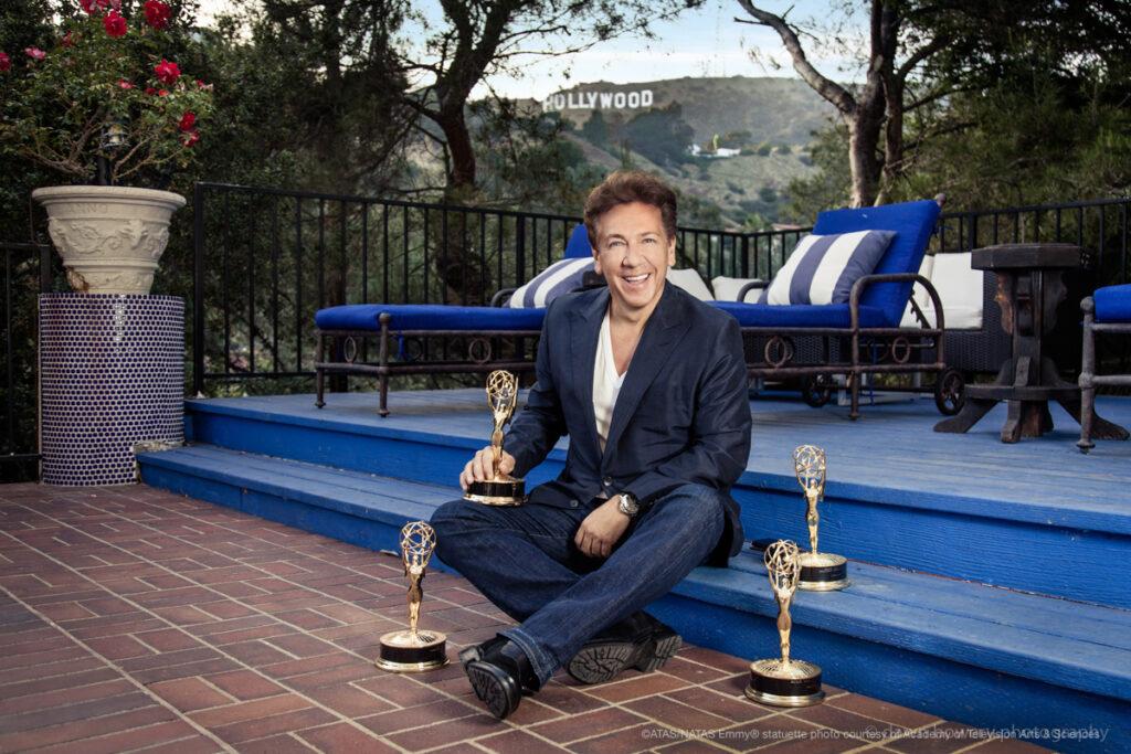 ross king tv presenter california dreaming brits in la book dawn bowery